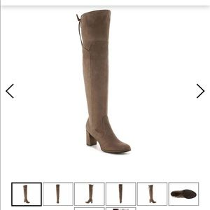BRAND NEW 6M Marc Fisher Locket Over The Knee Boot